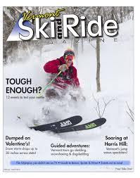 vermont ski u0026 ride february 2014 by addisonpress issuu