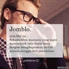 Arti Meme - arti jomblo dalam kamus bahasa indonesia jancok gambar meme lucu