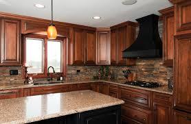 slate backsplash kitchen kitchens summit renovations