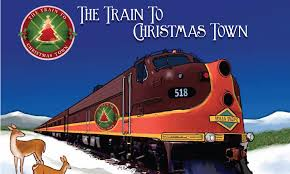 the train to christmas town bude and beyond be local bude