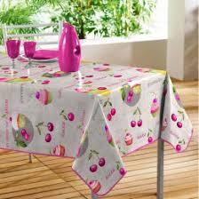 nappe cuisine plastique linge de table et linge de bain pour habiller votre intérieur