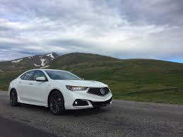 lexus vs acura tlx 2018 acura tlx a spec rocky mtn real world test review the