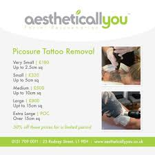 aesthetically you picosure tattoo removal