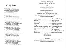 Programs For Memorial Services Samples 28 Funeral Program Sample Funeral Program Template Http