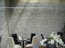 haus renovierung mit modernem innenarchitektur schönes steinwand