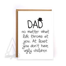 funniest s day cards fathers day card from kids fathers day card greeting cards