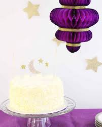 photo cake topper eid al fitr moon and cake topper martha stewart