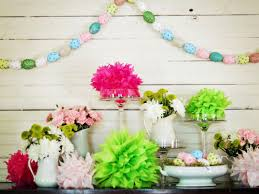 office table decoration items spring decorations for the home office how to make handpainted