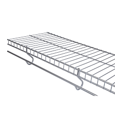 Wire Rack Shelf Shop Wire Shelves At Lowes Com