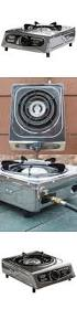 Camp Kitchen Ideas by Best 25 Portable Gas Stove Ideas On Pinterest Portable Stove