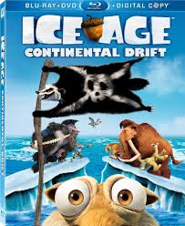 ice age continental drift dvd release december 11 2012