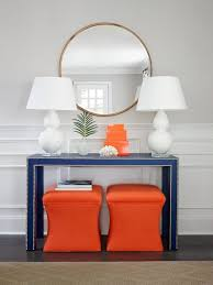 Entrance Tables And Mirrors Consoles U0026 Round Mirrors Centsational Girl Interiors
