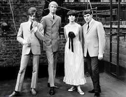 Driscoll S Black Amp White Steampacket 1964 Rod Stewart And Long John Baldry With Julie