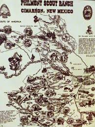 Philmont Scout Ranch Map The Marmelade Gypsy Primary Blog The Boy Scouts But Wait