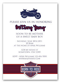 hopscotch studios my sisters born to ride baby shower