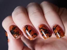 Halloween Nail Art Pumpkin - 9 halloween nail art ideas halloween nail art designs