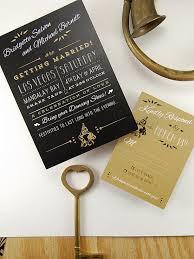 gatsby wedding invitations the speakeasy great gatsby inspired vintage invitations