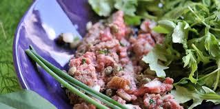 cuisine plancha facile tartare à la plancha facile et pas cher recette sur cuisine actuelle