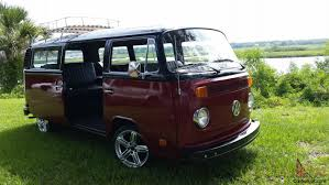black volkswagen bus custom vw bus for sale uk custom black volkswagen bus dual carbs