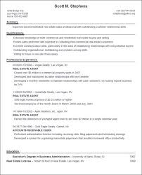 Resume Template For Real Estate Agents 1919 1920 Abstract Essay Form In Natural Reality Reality Trialogue