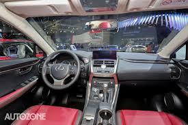 lexus hang xe nuoc nao vms 2017 lexus nx300 đẹp hơn với phiên bản nâng cấp u2013 autozone