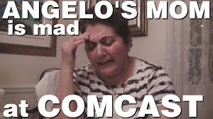Mad Mom Meme - angelo s mom is mad about her comcast bill youtube