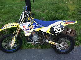 2005 rm85 mod