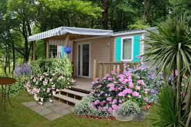 Amenagement Parterre Exterieur by Faire Un Jardin Autour D U0027un Mobil Home Plans