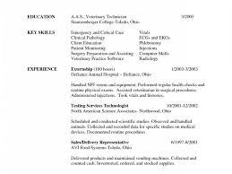 Vet Tech Resume Examples 100 Av Technician Resume Resume Samples Audio Visual Technician