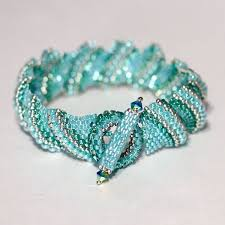 beaded bracelet kit images 274 best jewelry cellini spiral flat cellini images jpg