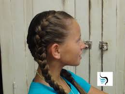 2 french braids hairstyles fade haircut