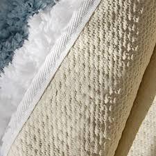 accmart bathroom rug bath mat floor mat soft absorbent white