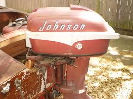 1956 johnson 30 hp fuel pump conversion and electric start page 1