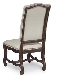 nailhead trim dining chairs chair awesome terrific white dining chairs with nailhead trim