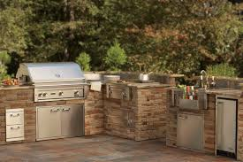 exterior backyard kitchen designs ideas with outdoor kitchen