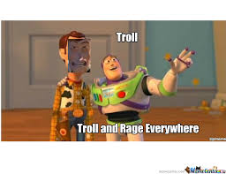 Woody And Buzz Meme - woody buzz troll by johnlp meme center