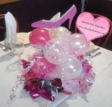 Sweet 16 Party Centerpieces For Tables by 9 Best High Heel Shoe Party Decorations Images On Pinterest