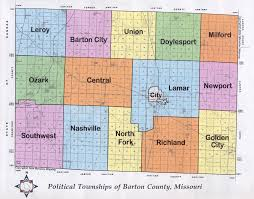 County Map Of Missouri Welcome To Barton County Missouri Part Of Mogenweb