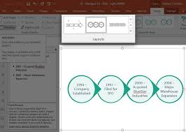 how to make a timeline in powerpoint with templates