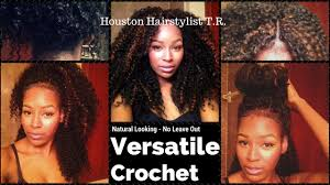 crochet braids houston versatile curly crochet braid with no leave out houston