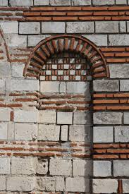 bricks ornaments wall byzantine basilica variation4 texture