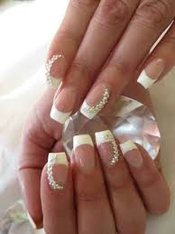 nail design ideas wedding nail design best 25 wedding nails design ideas on