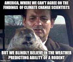 groundhog day imgflip