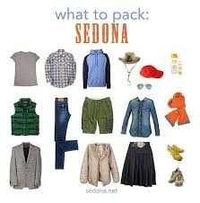 sedona weather what to pack for your sedona vacation