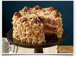 recipe mama u0027s german chocolate cake how to decorate