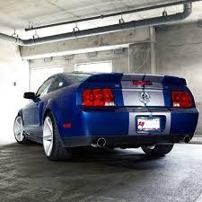 Matte Black 2005 Mustang Vossen Wheels Vvscv3 Cv3 Matte Black 2005 Ford Mustang