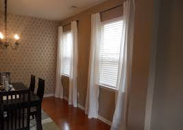 curtains dining room