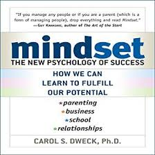 mindset the new psychology of success audible audio