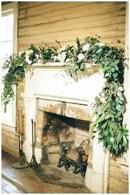 fireplace fresh garland for fireplace house furniture fireplace