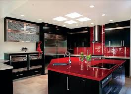 red kitchen designs ideas cabinets photos home decor buzz